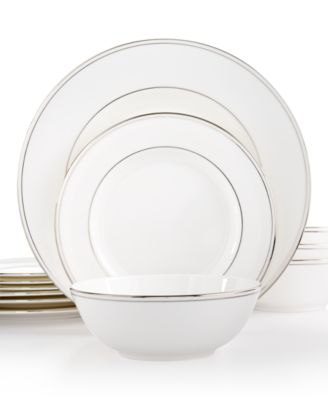 Lenox Federal Platinum 12-Pc. Service for 4 (Only at Macy's)