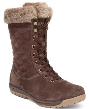 Helly Hansen Eir 4 Faux-Fur Boots Womens Shoes