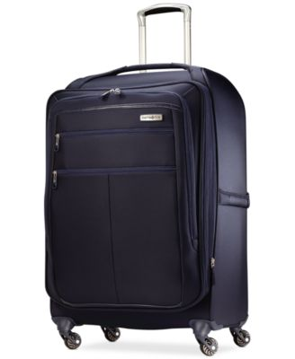 "CLOSEOUT! Samsonite Sphere Lite 25"" Expandable Spinner Suitcase , Only at Macy's"