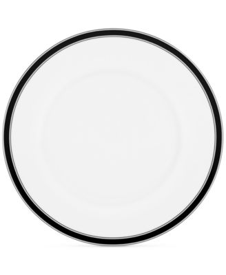 kate spade new york Concord Square Dinner Plate