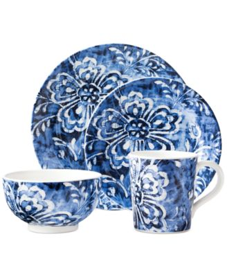 Ralph Lauren Cote D'Azur Floral 4 Piece Place Setting