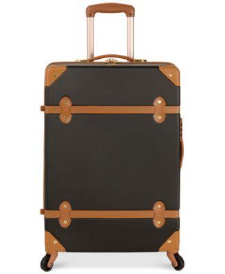 """Diane von Furstenberg Adieu 24"""" Hardside Spinner Suitcase"""