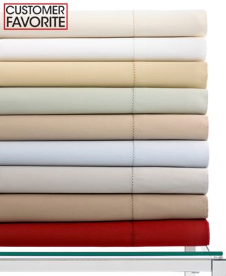 Hotel Collection 600 Thread Count King Flat Sheet