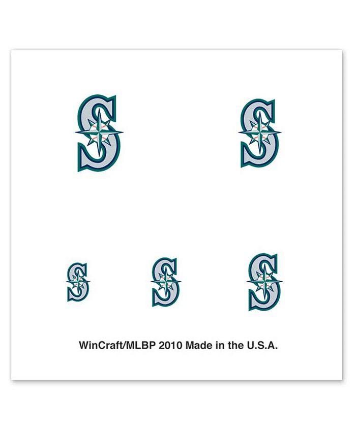 Wincraft - Seattle Mariners Nail Tattoos