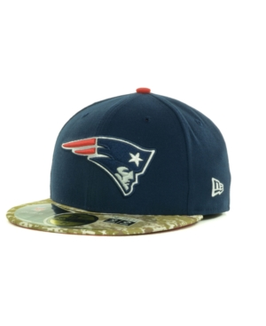 96c859e8310 ... UPC 885429089337 product image for New Era New England Patriots Salute  to Service On Field 59FIFTY