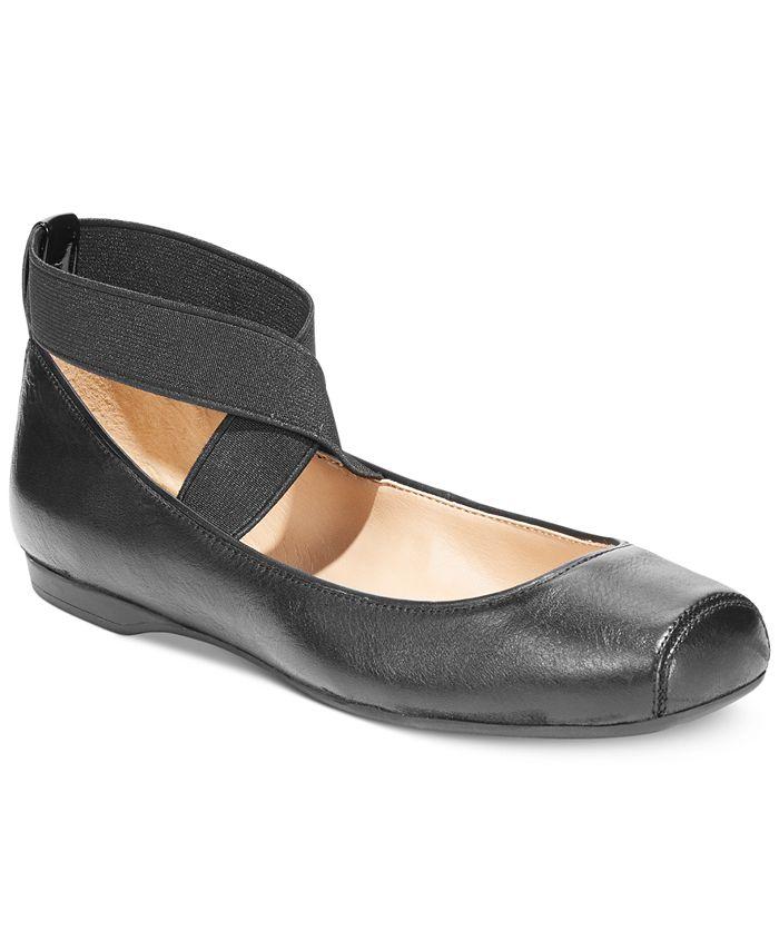 Jessica Simpson - Mandalaye Elastic Ballet Flats