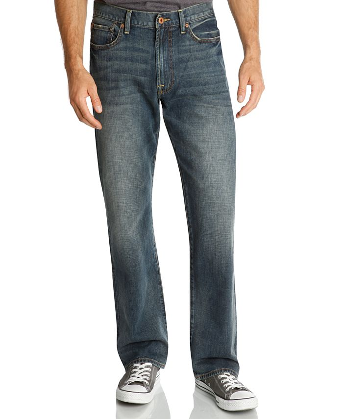 Lucky Brand - Relaxed Straight-Fit Jeans