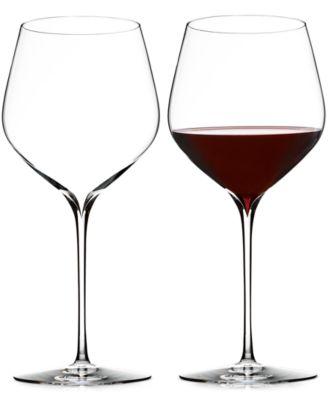 Waterford Cabernet Sauvignon Wine Glass Pair
