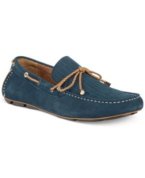 Alfani Men's Blake Braided Lace Drivers, Only at Macy's Men's Shoes