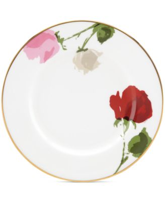 kate spade new york Rose Park Salad Plate