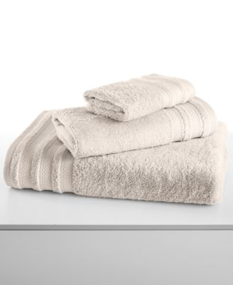 "Image of Charter Club Classic Pima Cotton 13"" Square Washcloth, Only at Macy's"