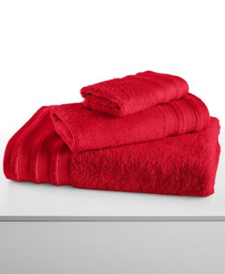 "Image of Charter Club Classic Pima Cotton 30"" x 56"" Bath Towel, Only at Macy's"