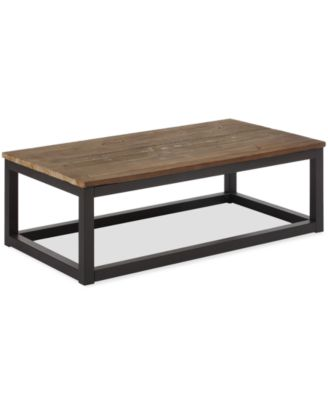 Eugene Rectangular Coffee Table, Direct Ships for $9.95