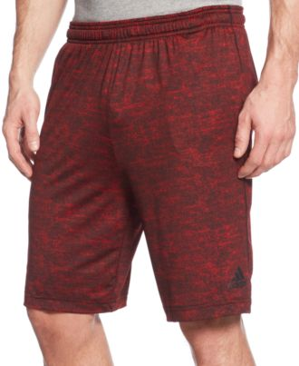 adidas Team Issue Heathered Performance Shorts