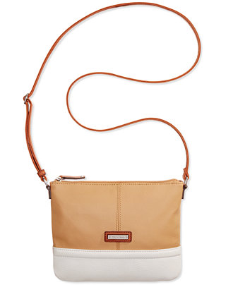 Tignanello Perfect Pockets Leather Slim Crossbody