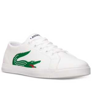 Lacoste Little Boys' Marcel Clc 2 Casual Sneakers from Finis