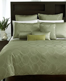 Hotel Collection Quot Ovals Quot F Queen Duvet New Ebay