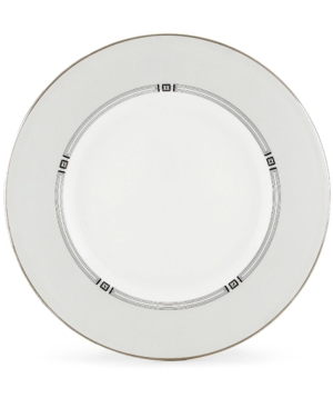 """Lenox """"Westerly Platinum"""" Accent Plate, 9"""""""