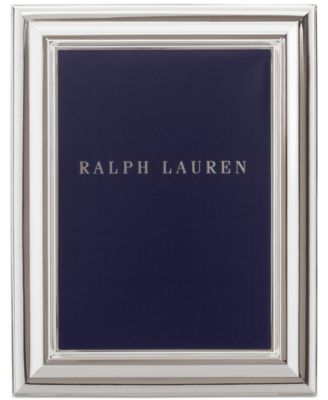 "Ralph Lauren Ogee 5"" x 7"" Picture Frame"