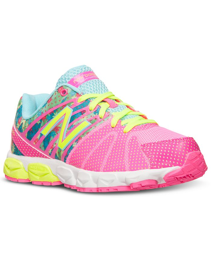New Balance - Little Girls' 890 Running Sneakers from Finish Line