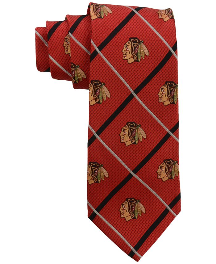 Eagles Wings - Chicago Blackhawks Necktie