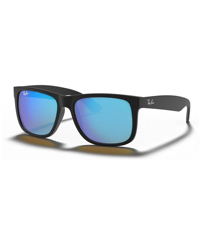 Ray-Ban - Sunglasses, RAY-BAN RB4165 54 JUSTIN