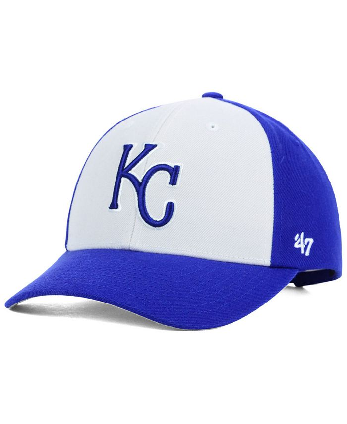 '47 Brand - Kansas City Royals MVP Curved Cap