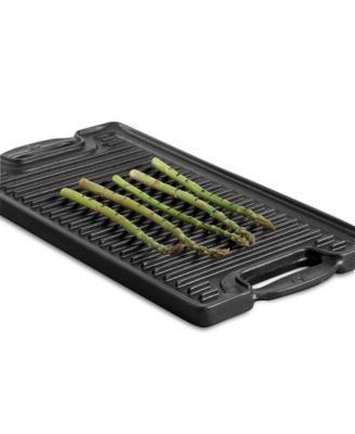 Emeril by All-Clad Cast Iron Reversible Grill & Griddle