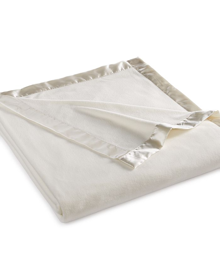 Martha Stewart Collection - Soft Fleece Blankets