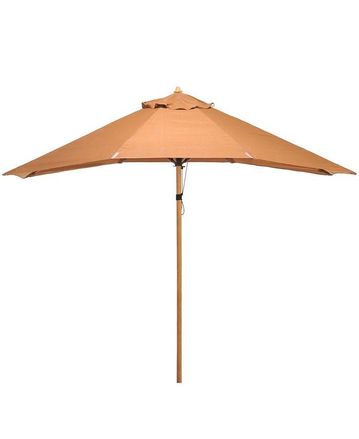 Furniture - Outdoor 11' Rectangular Umbrella