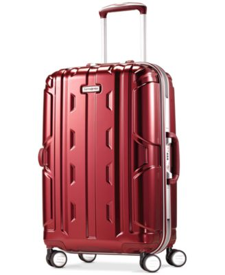 "Samsonite Cruisair DLX 21"" Carry-On Hardside Spinner Suitcase"