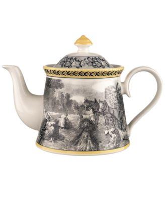 Villeroy & Boch Dinnerware, Audun Teapot