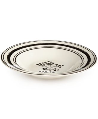 Lenox Around The Table Collection Stoneware Individual Pasta Bowl