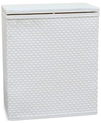 Lamont Laundry Hamper, Whitaker Upright