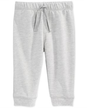 First Impressions Baby Boys' Knit Jogger Pants, Only at Macy's