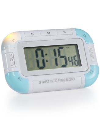 Martha Stewart Collection 4-Event Timer, Only at Macy's