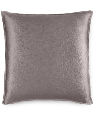 INC International Concepts Rizzoli Gunmetal European Sham, Only at Macy's