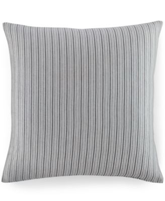 Calvin Klein Presidio Sheer Rows European Sham