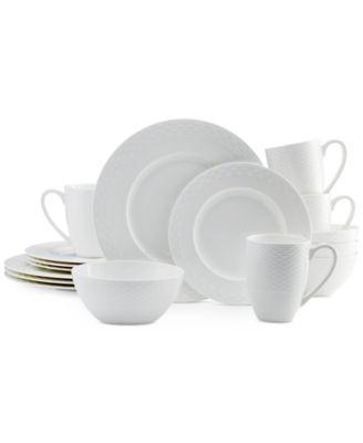 Bonaire 16-Piece Dinnerware Set, Service for 4