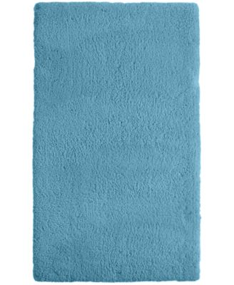 "Martha Stewart Collection Ultimate Plush 25"" x 45"" Rug, Only at Macy's"