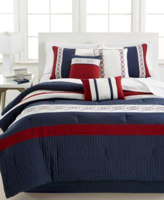 CLOSEOUT! Grayson 7-Pc. King Comforter Set