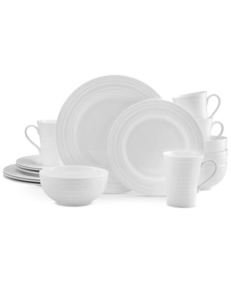 Mikasa Dinnerware Bone China Ciara 16 Piece Set Service for 4