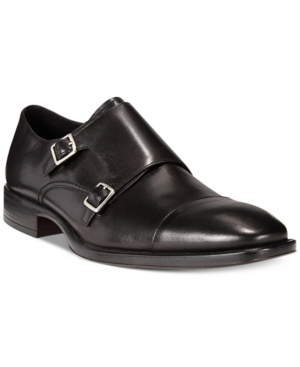 Johnston & Murphy Birchett Double Monk Strap Loafers Men's Shoes