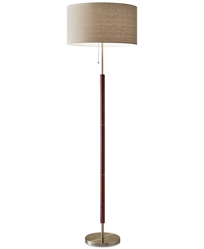 Adesso - Hamilton Floor Lamp