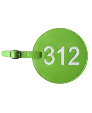 Area Code Luggage Tag 312