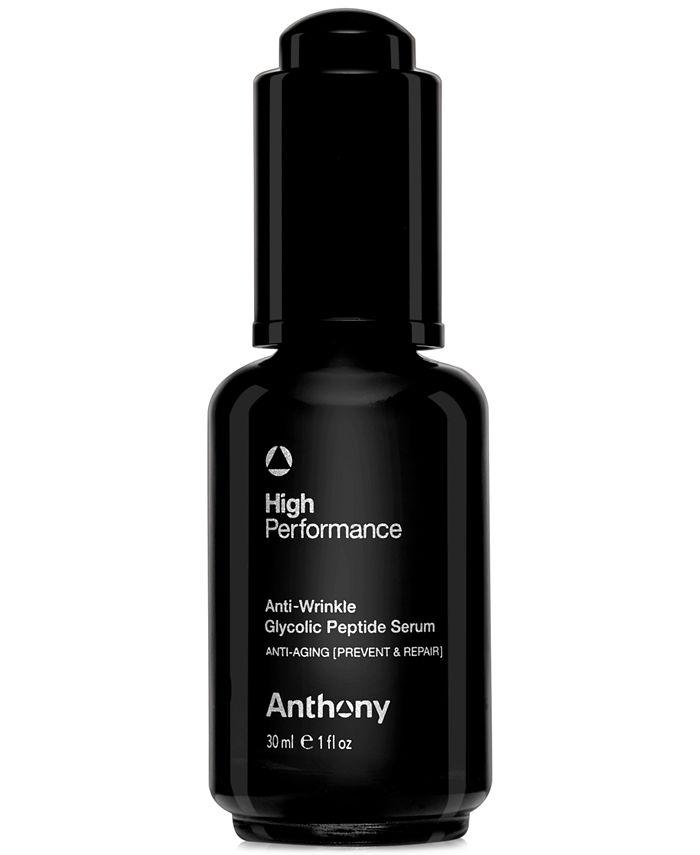 Anthony - Logistics High Performance Anti-Wrinkle Glycolic Peptide Serum, 1 oz