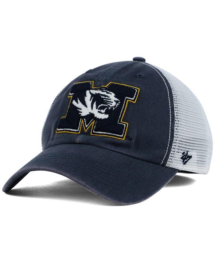 '47 Brand - Missouri Tigers Stretch-Fit Griffin Cap