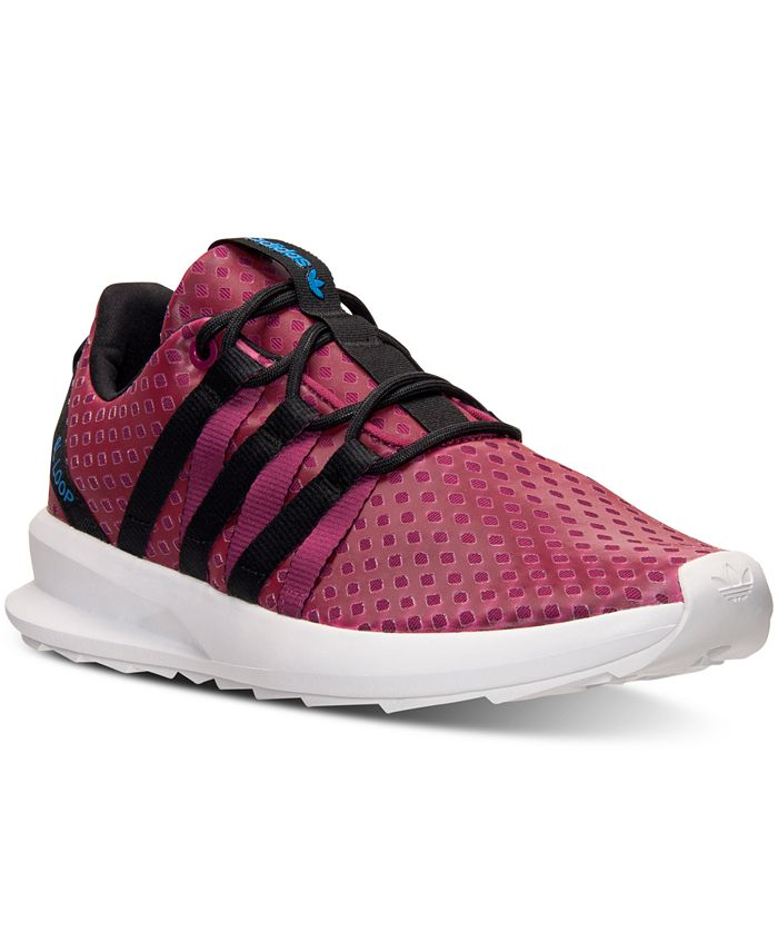 adidas - Men's SL Loop Chromatech Racer Casual Sneakers from Finish Line