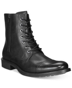 Unlisted by Kenneth Cole Blind Turn Boots Men's Shoes