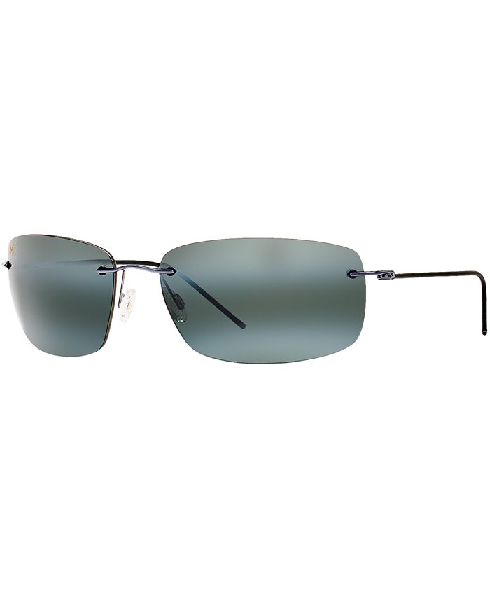 Maui Jim - Sunglasses, MAUI JIM MJ FRIGATE 65